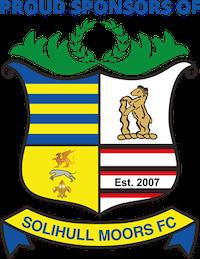 SPONSORS OF SOLIHULL MOORS FC